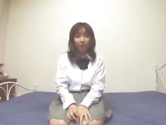 Asian schoolgirl working hot body tube porn video