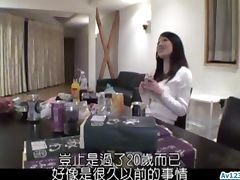 japanese housewife threesome