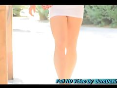 Melody horny pretty sexy teen tube porn video