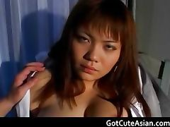 Serina Sakurai finger fucked part4 tube porn video