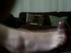 footjob tube porn video