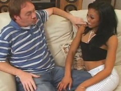 Angelina needed some cock so she called Dirty D Hell Dirty D calls hes crew of boys over tube porn video