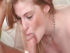 Amazing fleckles model make love tube porn video