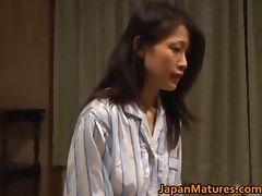 Mature nihonjin hot babe plays tube porn video