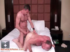 Matt Sizemore and Bill Marlowe gay tube porn video