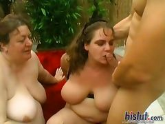 These ladies love sex
