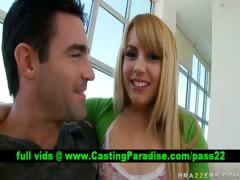 Lexi Belle gorgeous teen blonde pornstar