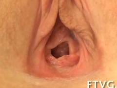 Twat of chick is fisted tube porn video