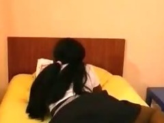 African Teen Ass Fucked Interracial