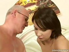 Grandpas Fuck Teens Compilation 53 tube porn video