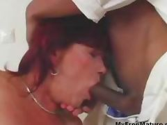 Mature Award 1 Redhead Granny With A Young Man mature mature porn granny old cumshots cumshot