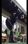 Roxina2003RubberistInGarden190603XXL tube porn video