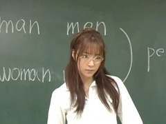 Manami Suzuki Sexy Asian teacher tube porn video