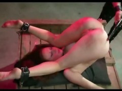 Bound Cropped Whipped And Toyed tube porn video