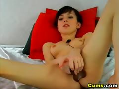 Babe Love to play her Dildo HD tube porn video