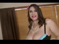 BBW Milf Adriana tube porn video