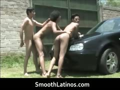 Gay clip Super hot gay latino boys