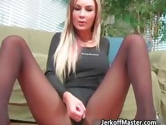 Amy Shows off her JO Instruction Prowess part1 tube porn video