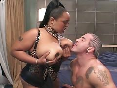 Bbw ebony whore prime time