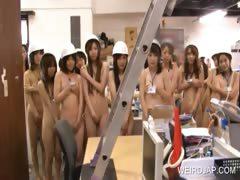 Asian sex seminar with naked teen girls