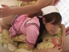 Cock deeply in her Tokyo anus