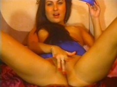 Deep Dildo Strokes Made her Reach Orgasm HD tube porn video