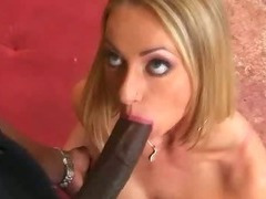 Black cock in white pussy tube porn video