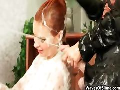 Nasty redhead babe going crazy fucking part1 tube porn video
