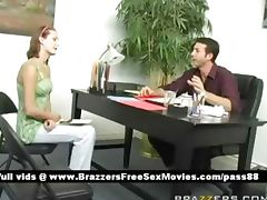 Sexy hot babes go to an interview tube porn video