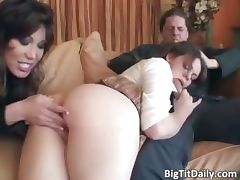 Babysitter, Babe, Babysitter, Big Tits, Boobs, Caught