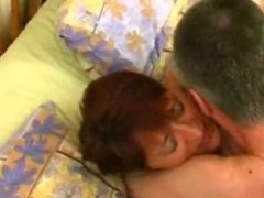 French mature Isabelle tube porn video