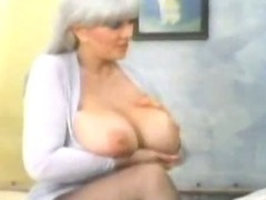 BBW taste of candy samples mature vintage huge boobs tits hooters 1