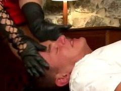 Face sitting femdom hoes dominate tube porn video