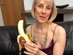 Banana videos. Wicked sluts do love when to try the big banana of their mighty fuckers