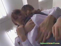 Busty Schoolgirl Sucking Cock Getting Her Tits Rubbed And Fucked In The Office tube porn video