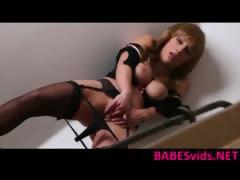 Lexi Swallow Pink Ribbon porn tube video