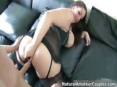 Busty amateur whore getting part3
