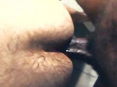 Wild interracial gay sex