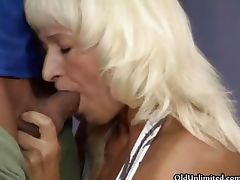 Nasty blonde housewife gets horny part1 tube porn video