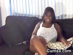Fat Ghetto Chubby Slut Sucking Black Dick
