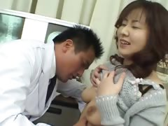 asian doctor and asian ass tube porn video