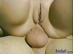 Kayla shares a facial tube porn video
