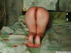 Anal for submissive wife