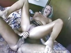 MILF Sucking And Fucking tube porn video