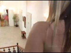 Tits tube porn video