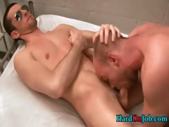 Extreme gay police brutality gay porn