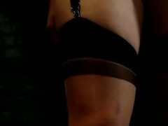 Intense BDSM sex and anal fistin tube porn video