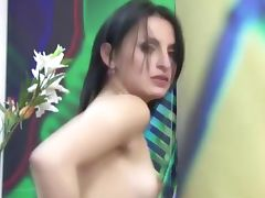 Sexy latino slut fuck and cumshot action