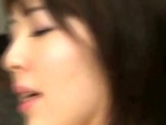Bukkake fetish asian fucked and cum facialized