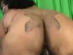 Ghetto BBW Fucked Hardcore tube porn video